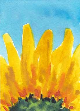 Sunflower-ATC-2