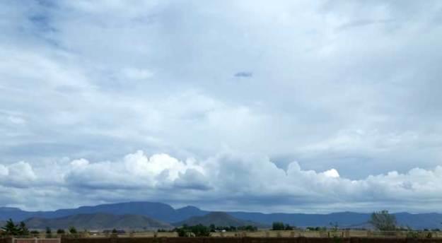 Mingus Mountains