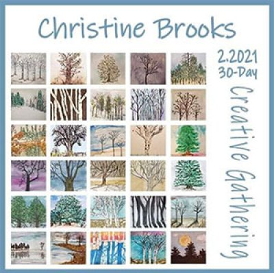 Christine Brooks. © 2021