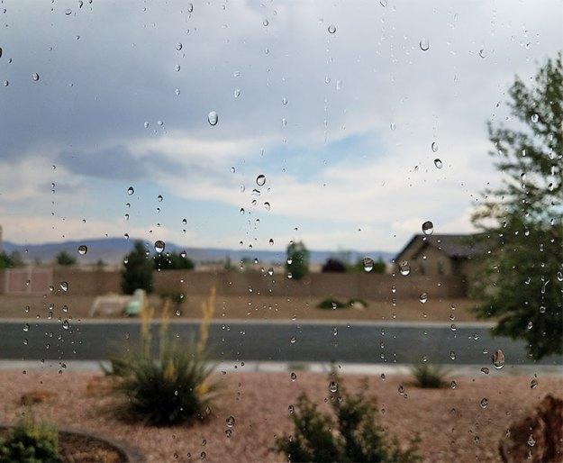 10 minutes of Glorious rain.