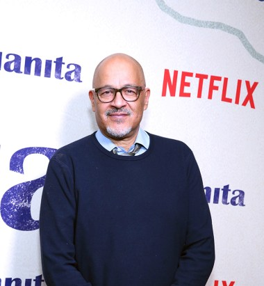 """NEW YORK, NEW YORK - MARCH 07: Director Clark Johnson attends """"Juanita"""" Special Screening on March 07, 2019 in New York City. (Photo by Monica Schipper/Getty Images for Netflix)"""