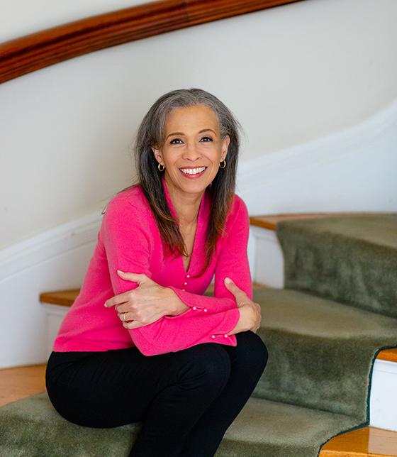 author Sheila Williams