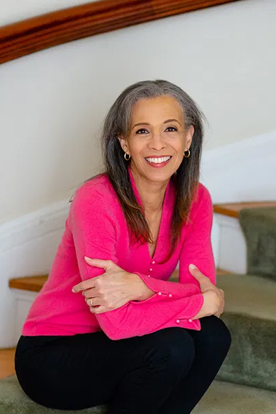 Author Sheila Williams
