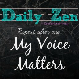 Daily Zen voice