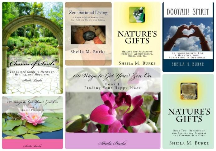 zen books collage