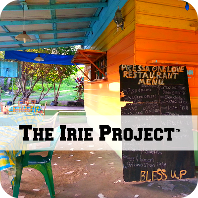 irie web project
