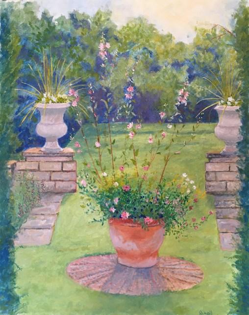 Garden Scene II