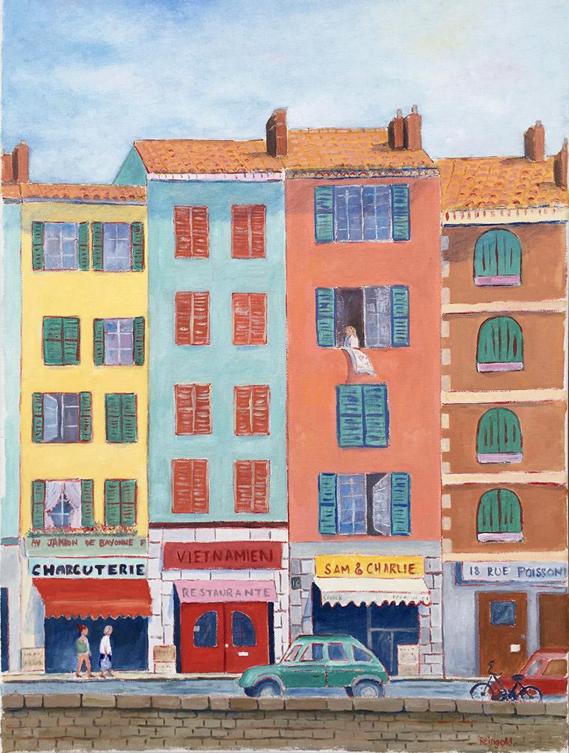 Rue-Poissonnerie-Bayonne-France