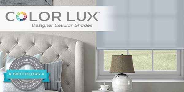 Designer Cellular Shades - Comfortex
