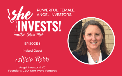 Alicia Robb – Riding the Wave of Smart Impact Investing – Episode 3