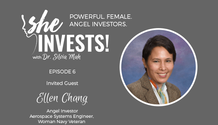 Ellen Chang – How Accelerators Help Build Your Tech Startup – Episode 6
