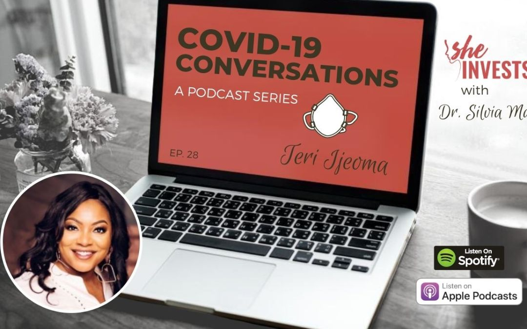 028 Teri Ijeoma – Investing, Lobbying for Social Change & Achieving Financial Freedom