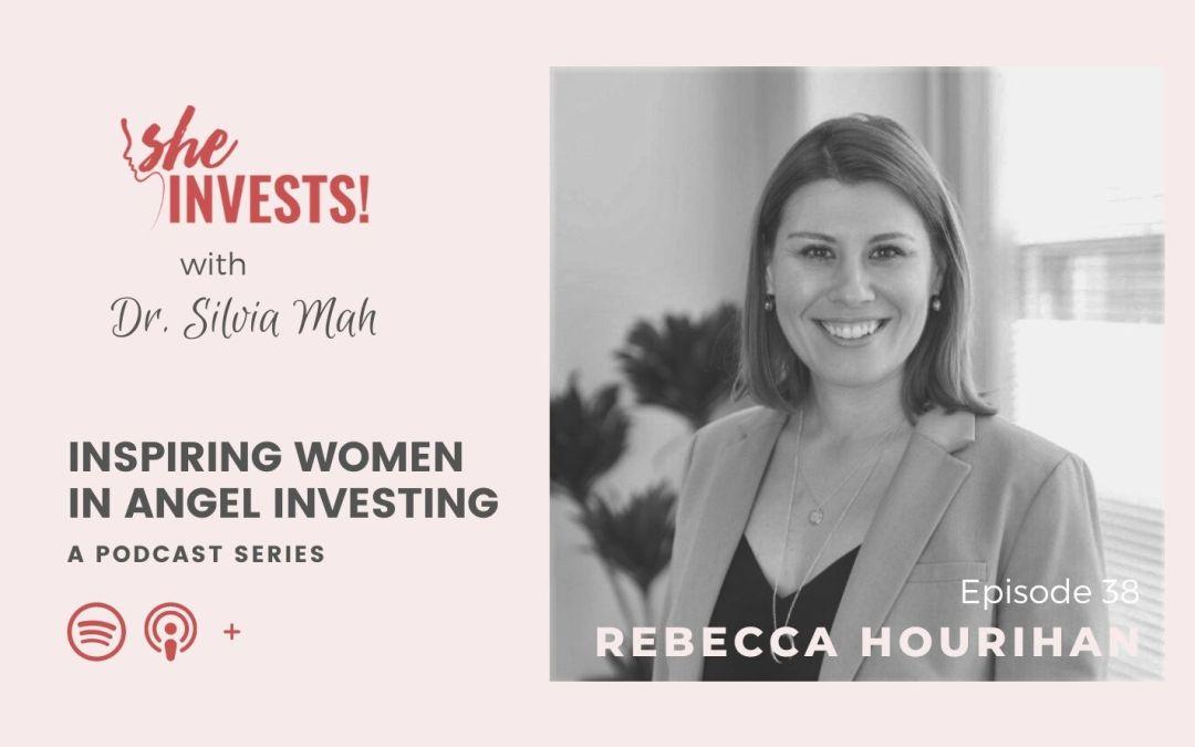 038 Rebecca Hourihan – Investing, Giving Back & Frugality
