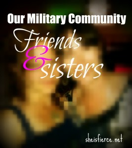 military sisters