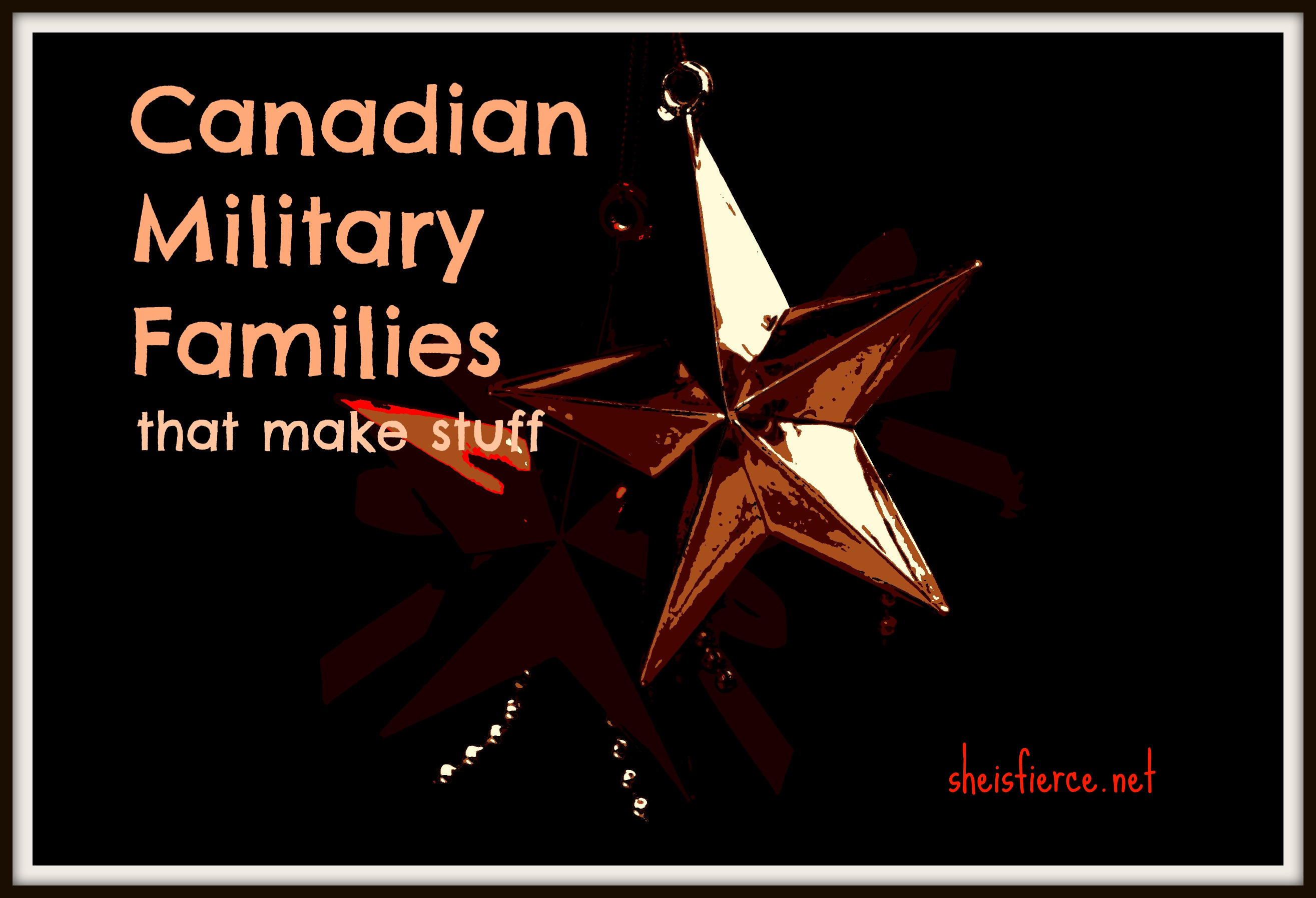 Canadian military families who make stuff she is fierce or maybe youll leave this screen open in the hopes your spouse does fandeluxe Choice Image