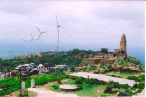Sikar Windmill and Temple