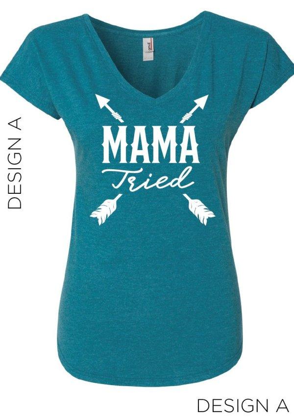 Mama Tried (A)