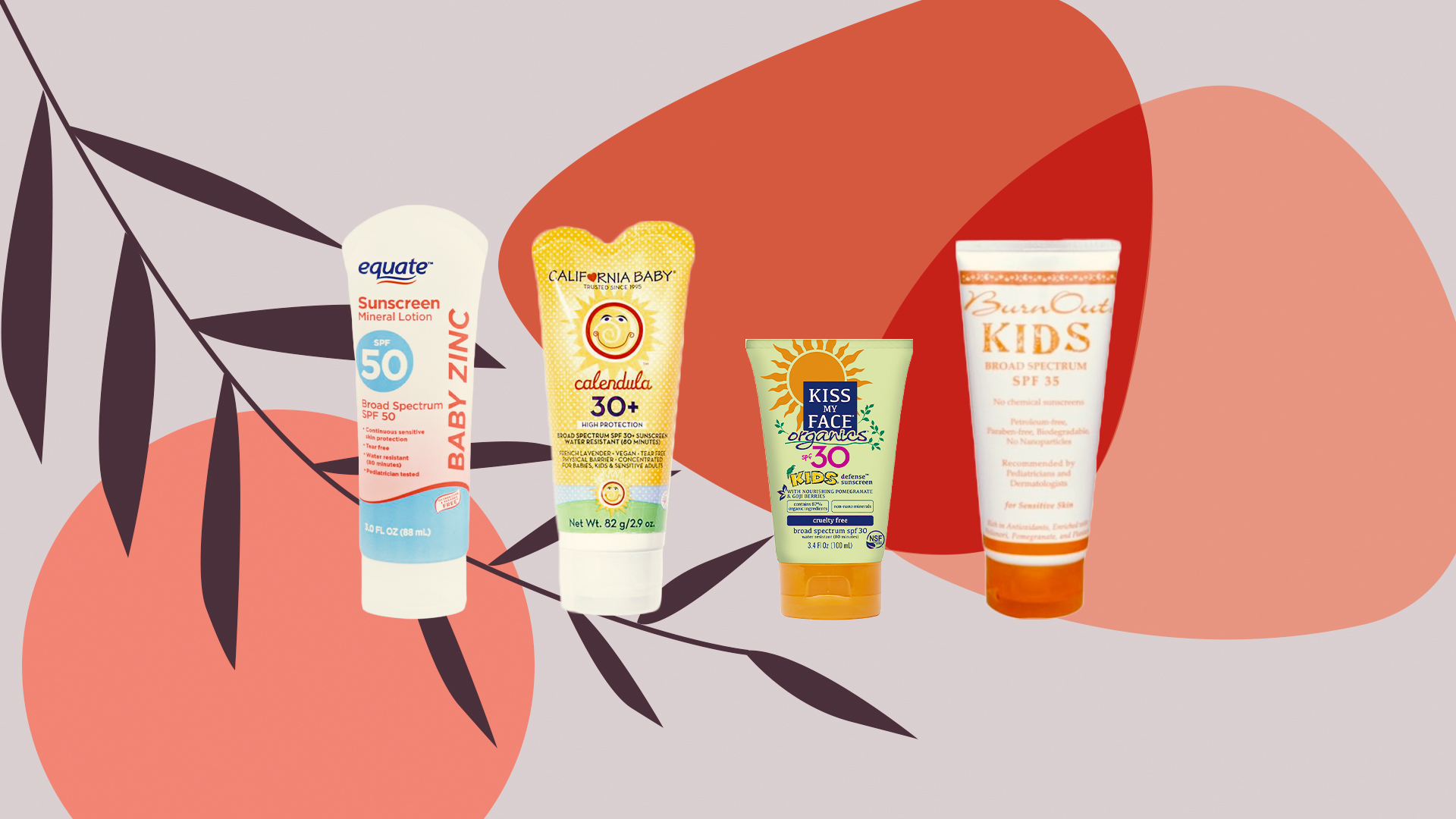 This Year's Best Sunscreens for Kids Will Keep Them Safe on the Sunniest Days