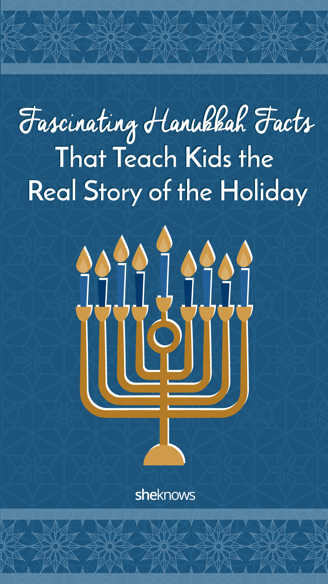 Fascinating Hanukkah Facts That Teach Kids The Real Story