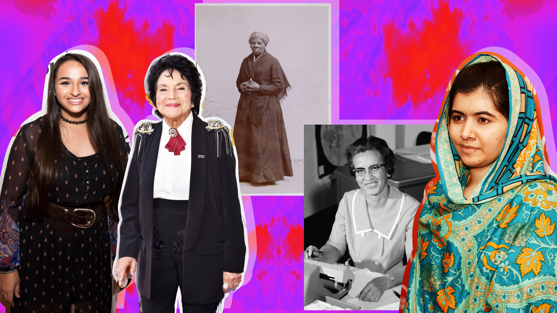 11 Remarkable Women We're Celebrating With Our Kids This Month (& All the time)