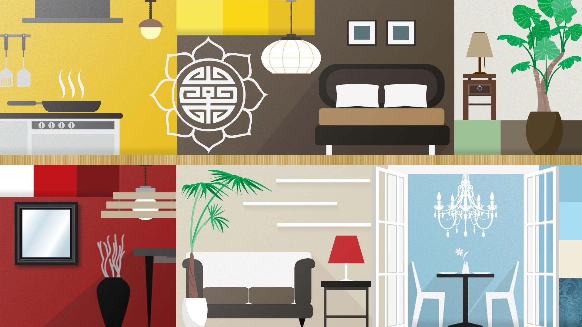 How To Feng Shui Your Home A Room By Room Guide Sheknows
