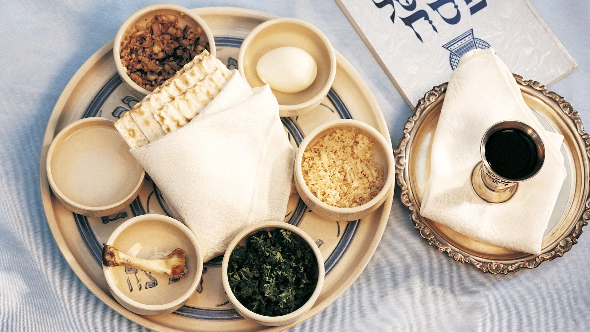 Here S The Meaning Behind The Passover Seder Plate