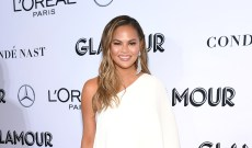 Chrissy Teigen's Dad Got a Special Tattoo for Her Birthday