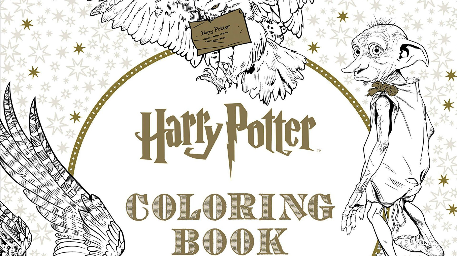 Harry Potter S Getting An Official Colouring Book Sheknows