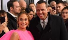 Alex Rodriguez & Jennifer Lopez's Latest Instagram Shows Their Effortless Love