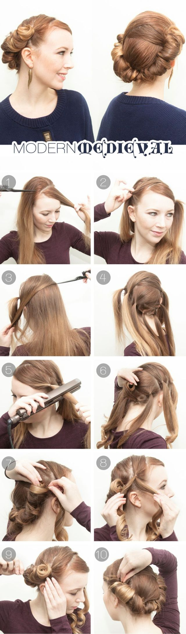 9 genius hairstyles you can do with a flat iron – sheknows