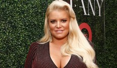 Fans Are Speculating That Jessica Simpson May Have Revealed Her Baby's Name