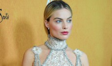 Margot Robbie Shuts Down Questions About Having a Baby