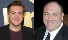 James Gandolfini's Son Will Play a Young Tony in the Upcoming Sopranos Prequel