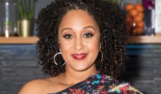 Tamera Mowry Just Drank Her Twin Sister's Breast Milk — & Loved It