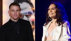 Jessie J Met Channing Tatum's Daughter for the 1st Time & Here's What Happened