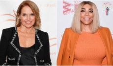 Katie Couric Praises Wendy Williams for Revealing She Resides in a Sober Living House
