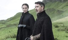 Former 'Game of Thrones' Star Aidan Gillen Thinks the Iron Throne Will Go to...