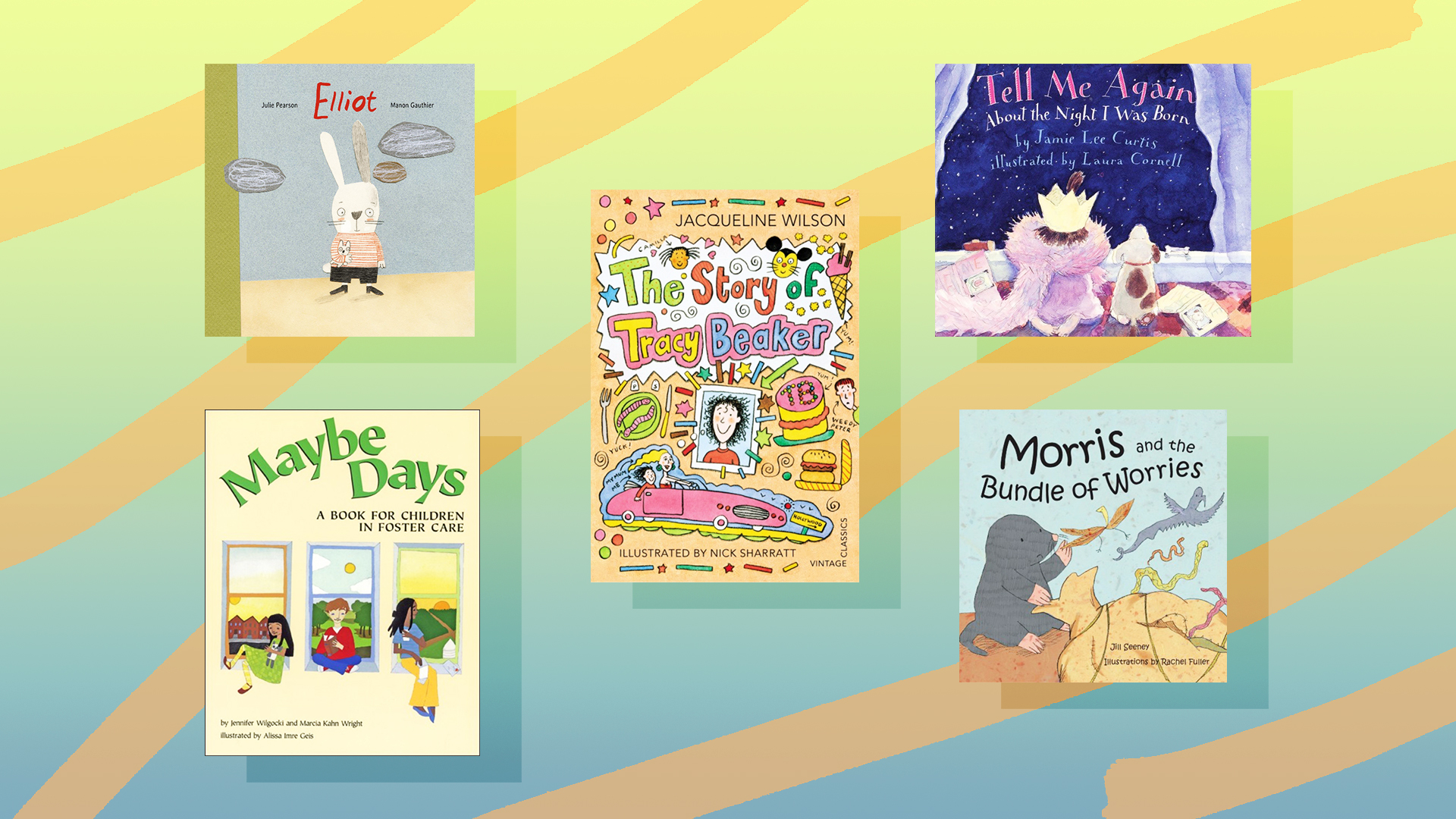 These Children's Books Featuring Adopted/Foster Kids Will Make You Cry