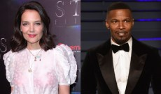 Katie Holmes & Jamie Foxx Take a Romantic Stroll, Remind Us Love Is Real