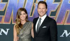 Chris Pratt & Katherine Schwarzenegger Finally Walk the Red Carpet Together