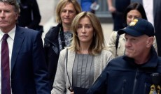 Felicity Huffman's First Photo From Prison Shows the 'American Crime' Star in a Green Jumpsuit
