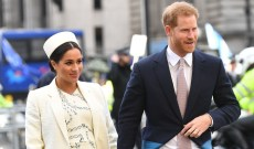Meghan Markle Apparently Isn't Popular With Prince Harry's Friends