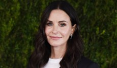 Courteney Cox Enjoyed a Mini-'Friends' Reunion for Her 55th Birthday