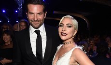 Nope, That Wasn't Lady Gaga On Vacation With Bradley Cooper in France (& They're Still Not a Thing)