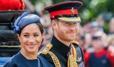 Meghan Markle Shares Special Message (& New Baby Archie Pic!) for Prince Harry's Birthday