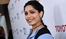 Freida Pinto & All the Celeb Couples Who Recently Got Engaged