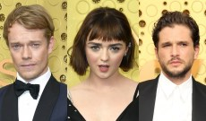 Here's What Every 'Game of Thrones' Cast Member Wore to the Emmys
