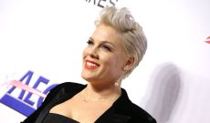 Pink Gets Candid About How Hard It Is Raising Kids Without Grandparents Around