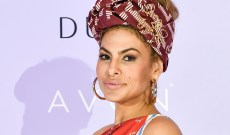 Eva Mendes on Being a Stay-at-Home Mom, or Being a 'Personal Assistant to an Abusive Boss'