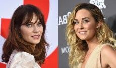 Zooey Deschanel Has Some Thoughts About Lauren Conrad Using Her 'Very Specific' Baby Name